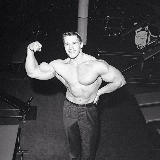 Эра арнольда: какие принимали стероиды?