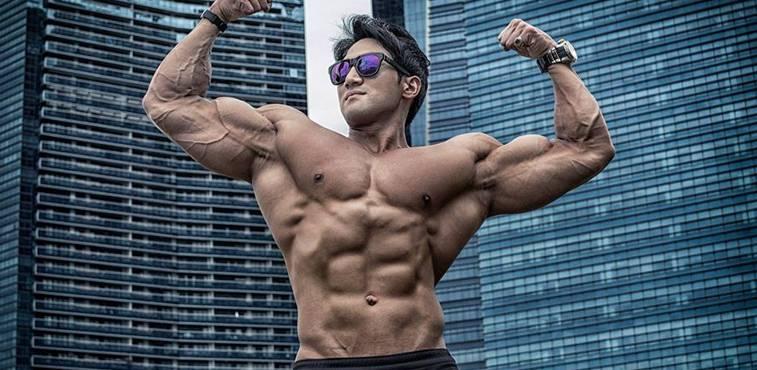 Хванг чул сун - корейский бодибилдер с некорейским телосложением: секреты питания, тренировок плеч и.. стероиды | promusculus.ru