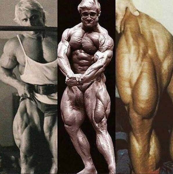 Какие стероиды принимали в эру арнольда?
