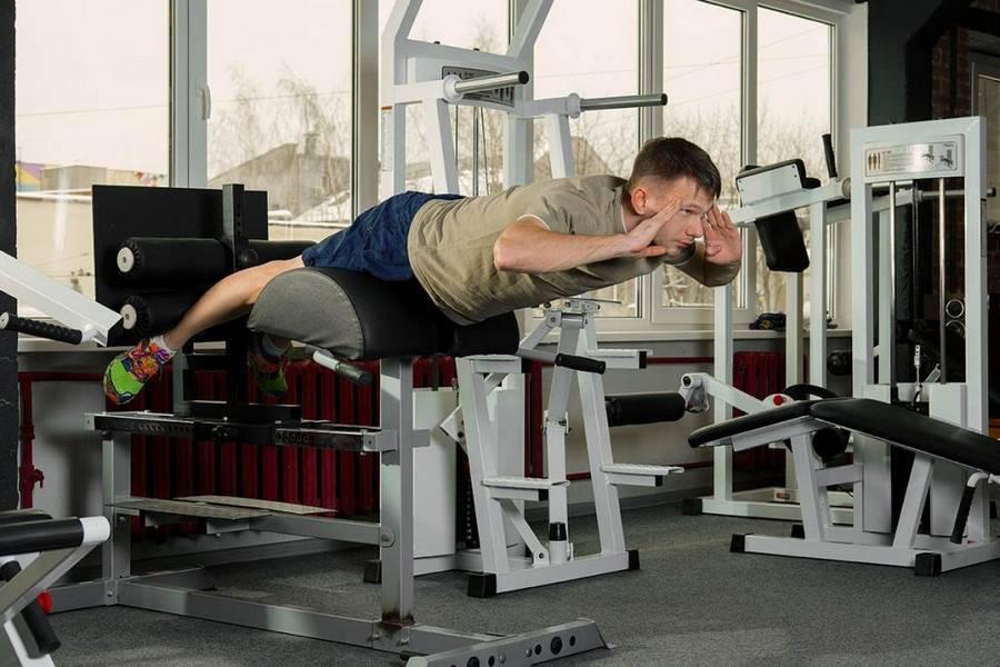 Комплекс упражнений при остеохондрозе шейного отдела
