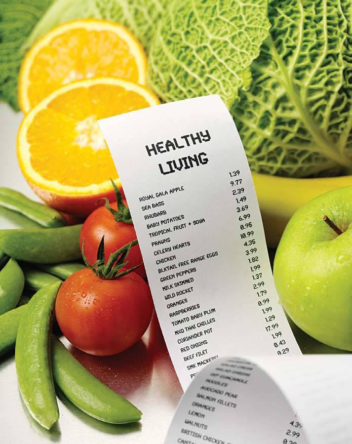 Как экономить на продуктах питания, при этом не навредить своему здоровью