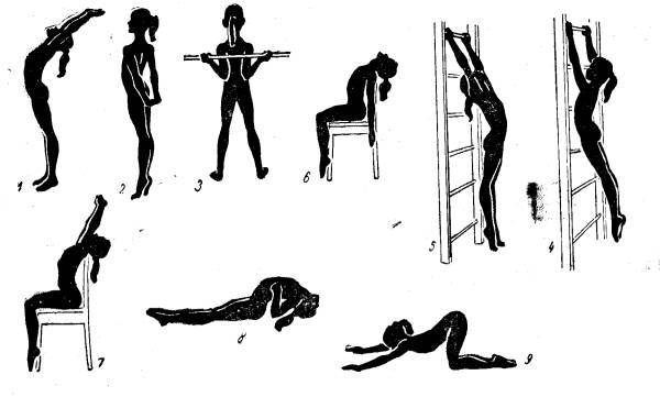 Как исправить сутулость: упражнения для осанки в домашних условиях
