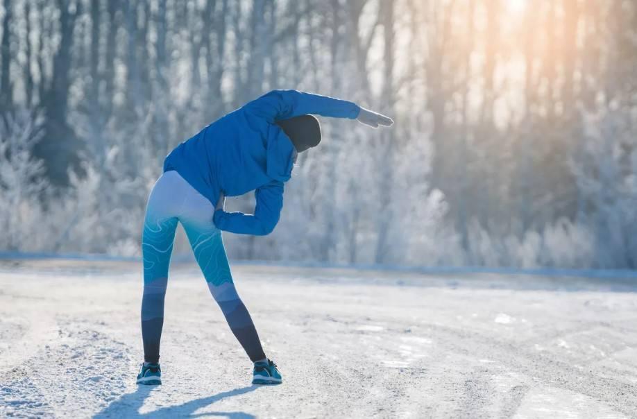 Бег зимой - жизнь в движении