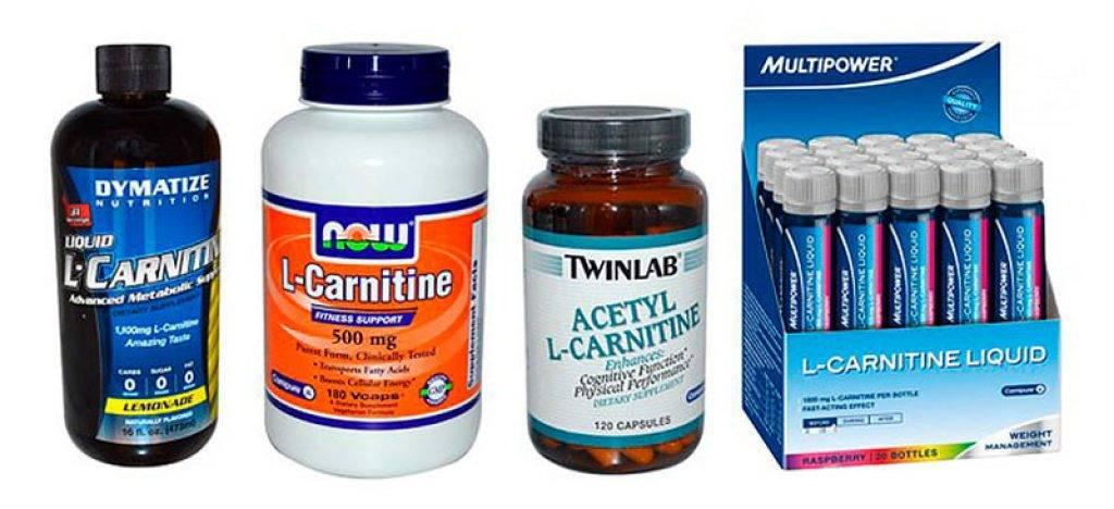Как принимать жидкий л-карнитин для похудения