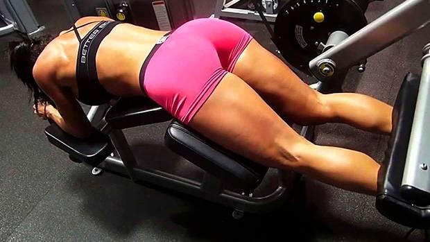 Как уменьшить мышцы на руках, бёдрах, голени?