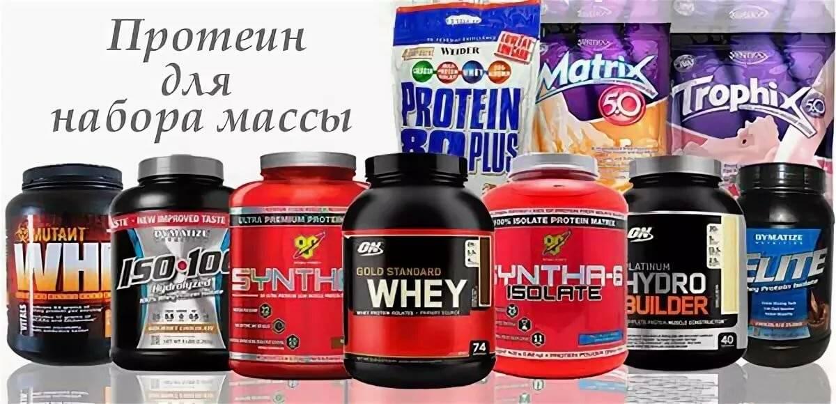 Какое спортивное питание выбрать?