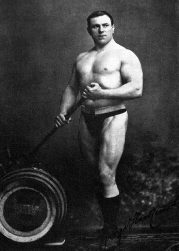 Георг гаккеншмидт — «русский лев»
