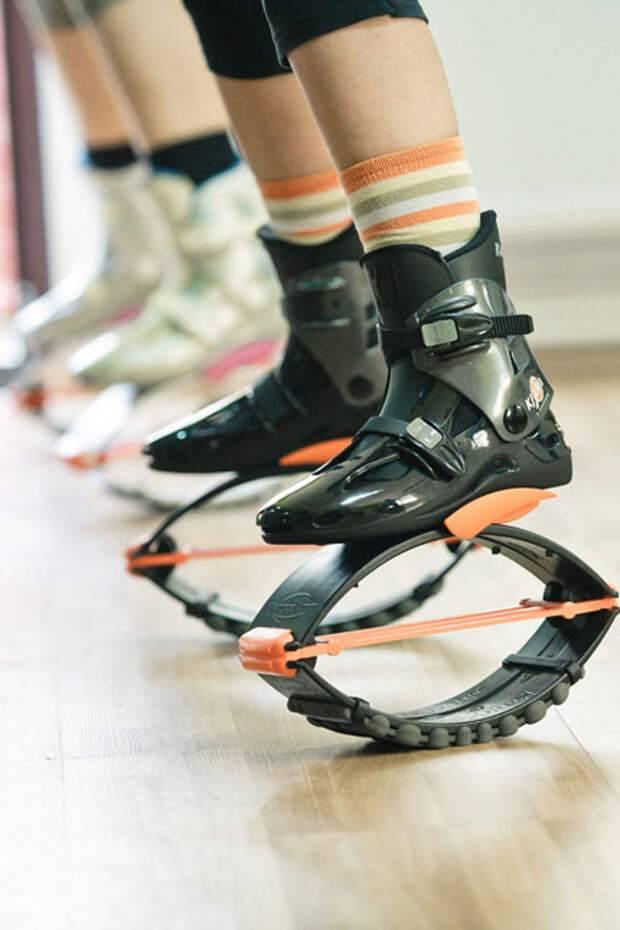 Ботинки-джамперы (33 фото): кенго джамп для джампинга, на пружинных пластинах