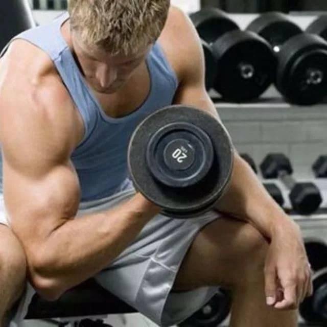 Суперсет на плечи для мужчин | musclefit