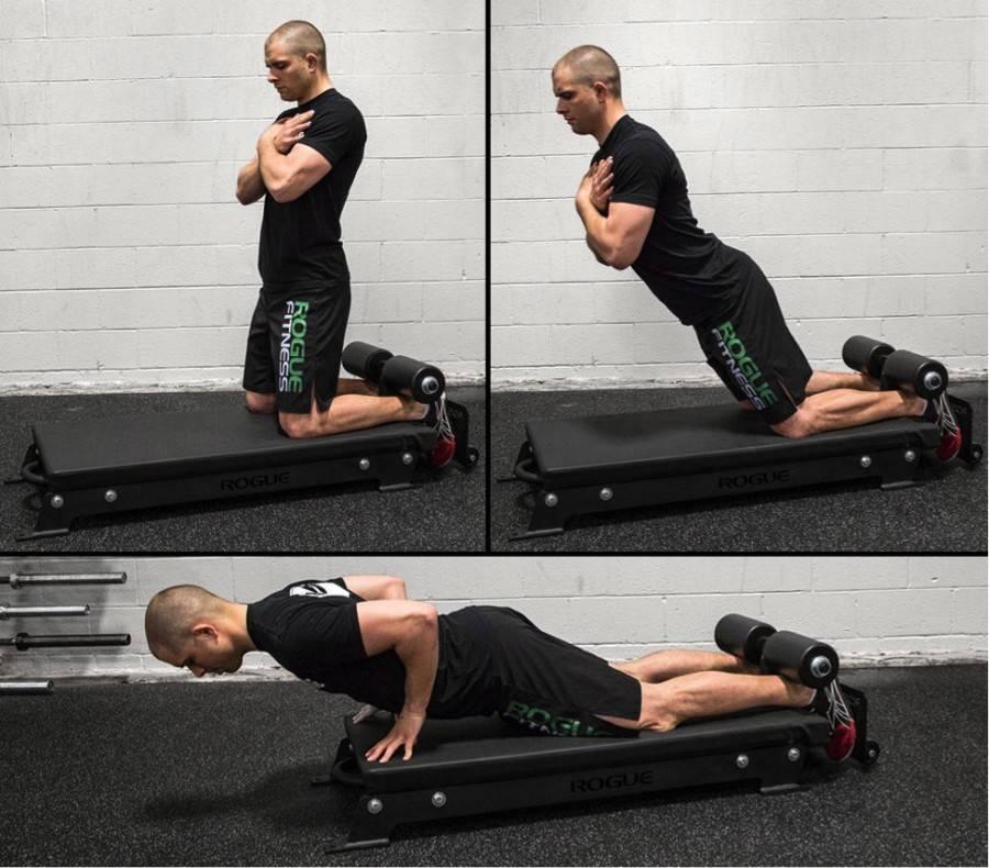 Зожник |   самые эффективные упражнения на бицепс бедра