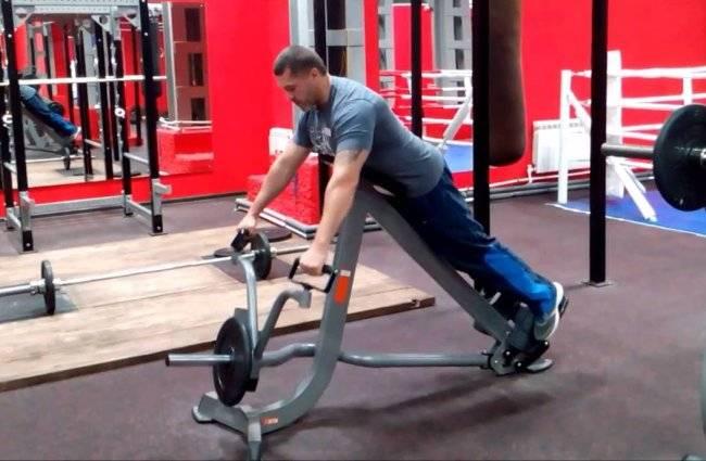 Тяга т грифа какие мышцы работают. упражнение тяга т-грифа: техника, хваты, ошибки