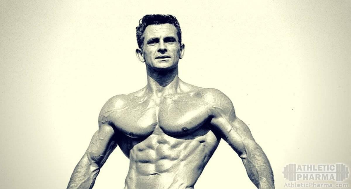 Ларри скотт. первый мистер олимпия в истории бодибилдинга  | musclelife.ru