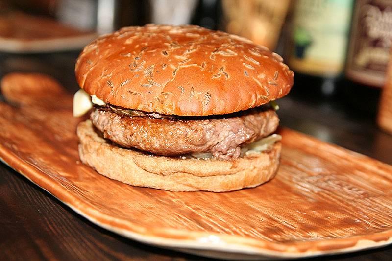 Булочки для гамбургеров - рецепты в домашних условиях, как в макдональдсе