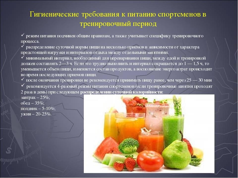 Руководство по правильному питанию и тренировкам для среднего уровня