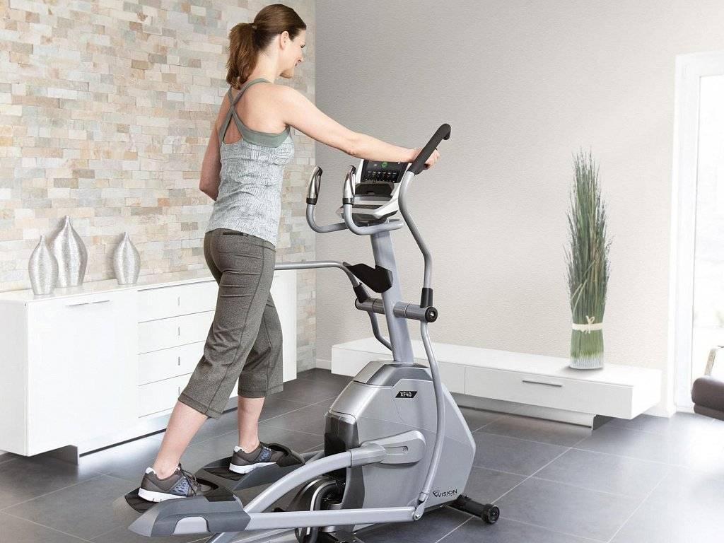 Эллиптический тренажер: как правильно заниматься чтобы похудеть