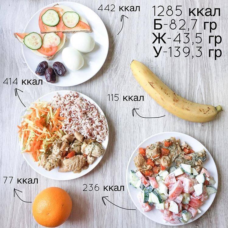 Питание на 1500 калорий в день: меню на месяц и неделю, рацион питания, рецепты