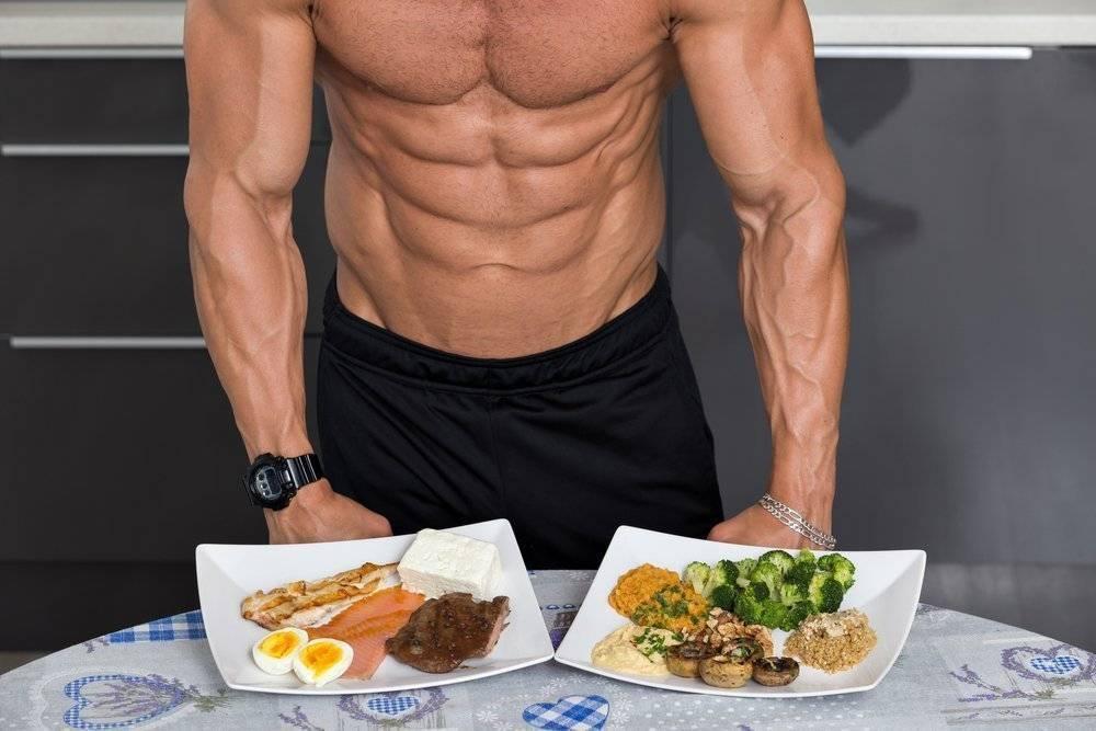Питание во время и после тренировки