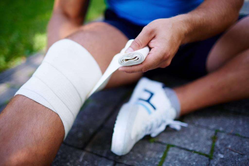Травмы связок колена: как восстановить колено, виды повреждений