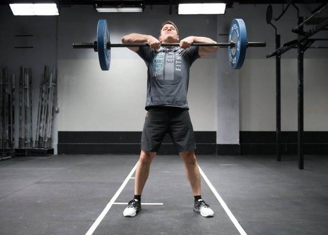 Становая тяга в стиле сумо: работающие мышцы, отличия от классической
