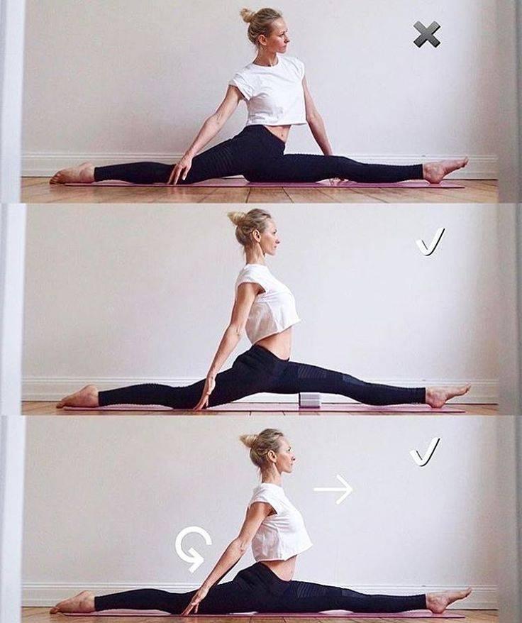 Для чего нужна растяжка мышц, основные упражнения