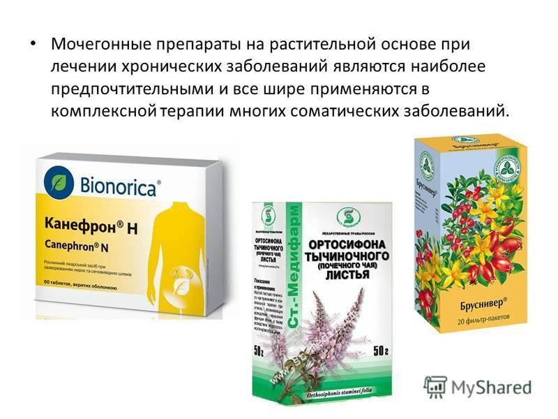 Мочегонные средства — большая медицинская энциклопедия