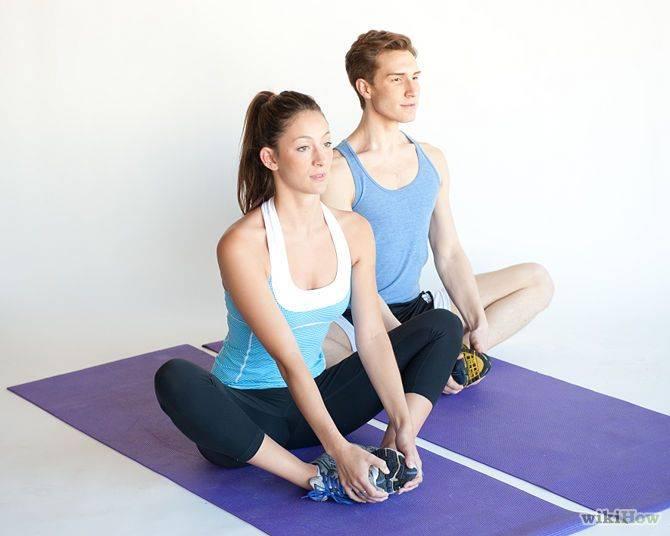 Растяжка для мужчин: комплекс для начинающих после силовой тренировки