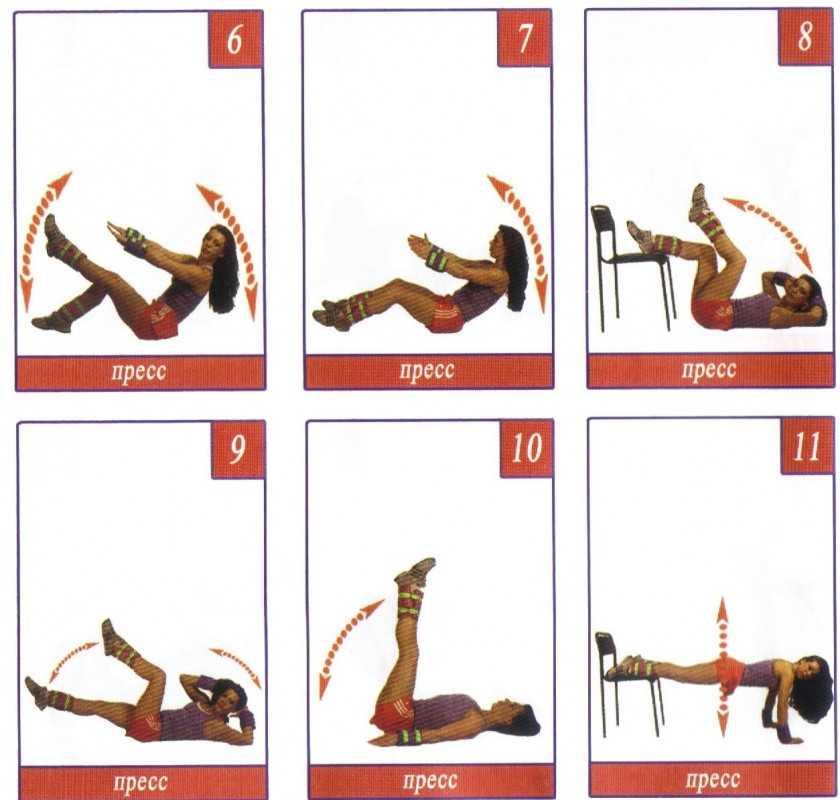Как быстро накачать пресс: 11 шагов (с иллюстрациями)