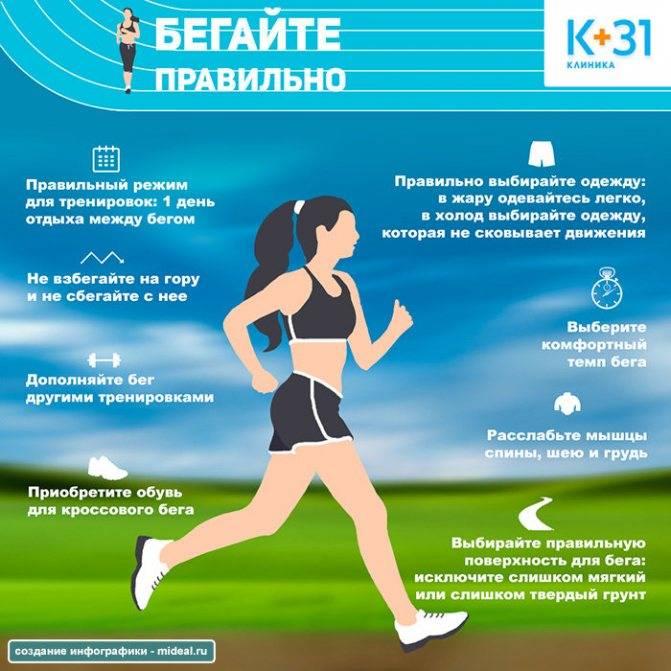 Как начать правильно бегать по утрам