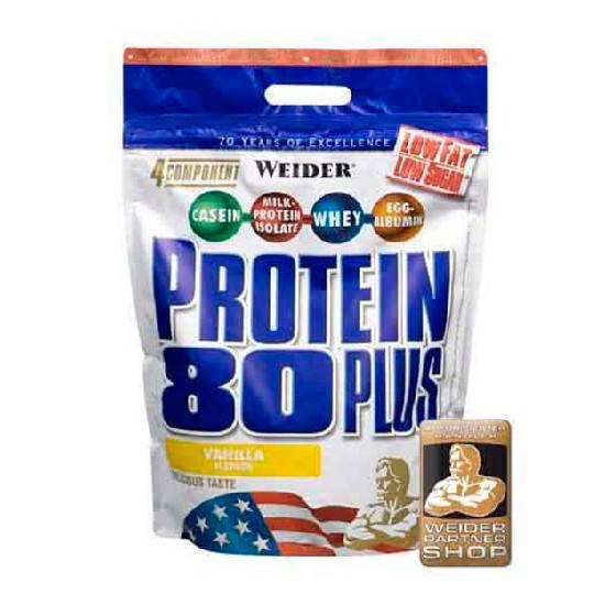 Protein 80 plus 500 гр - 1,1lb (weider) купить в москве по низкой цене – магазин спортивного питания pitprofi
