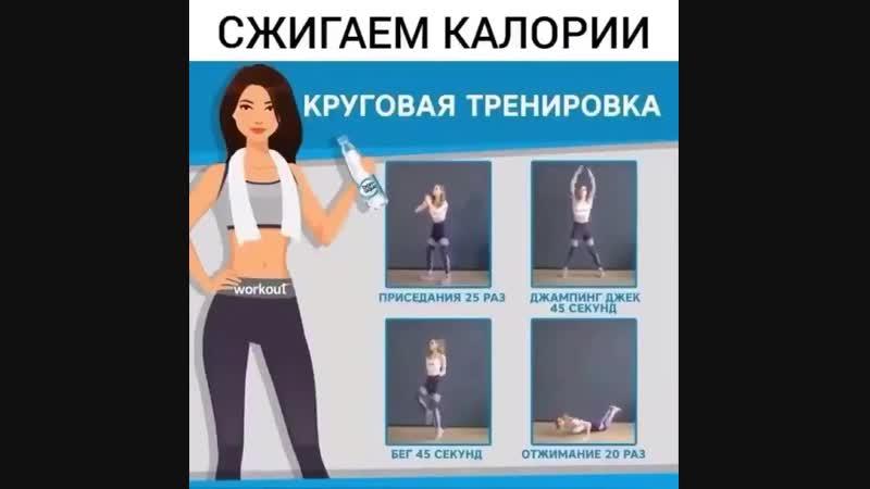 Джампинг-джек: как делать упражнение и сколько калорий оно сжигает
