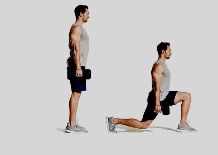 30 лучших упражнений для ног