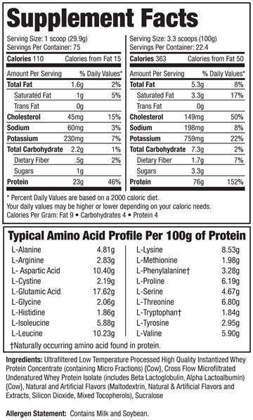 Отзыв о сывороточном протеине vplab 100% platinum whey
