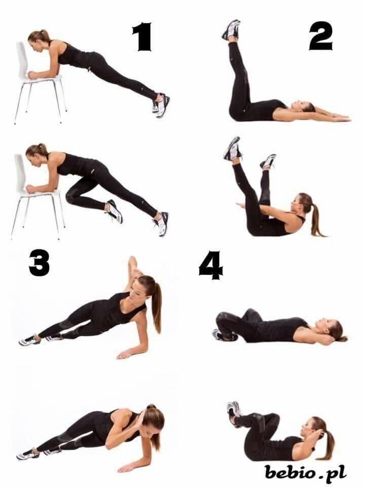 Как сделать талию тонкой быстро в домашних условиях: эффективные упражнения