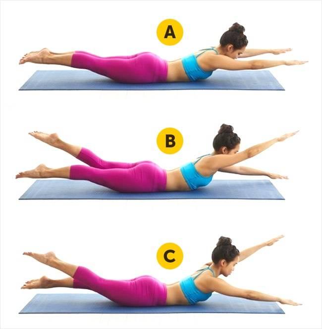 Как быстро сделать талию тонкой - упражнения для самой тонкой талии.