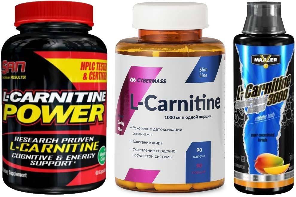 L-карнитин для похудения: работает или нет? - fitlabs / ирина брехт