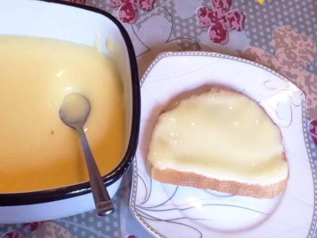 Пошаговый рецепт плавленного сыра из творога