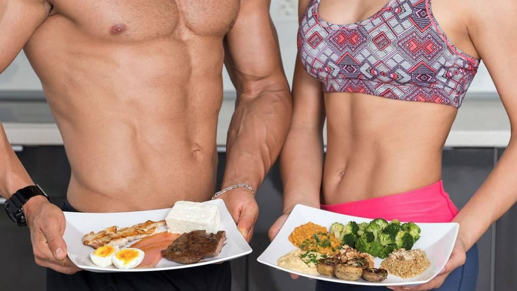 Фитнес питание: продуты, еда и рецепты для активных и здоровых