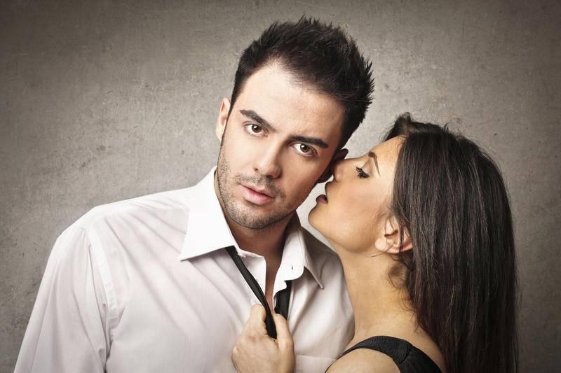 Почему мужчины любят красивых женщин
