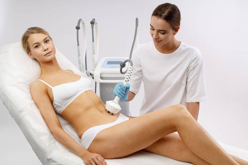 Плюсы и минусы аппаратного похудения