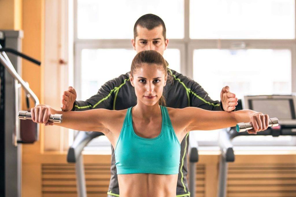 Тренировки самостоятельно или с персональным тренером?