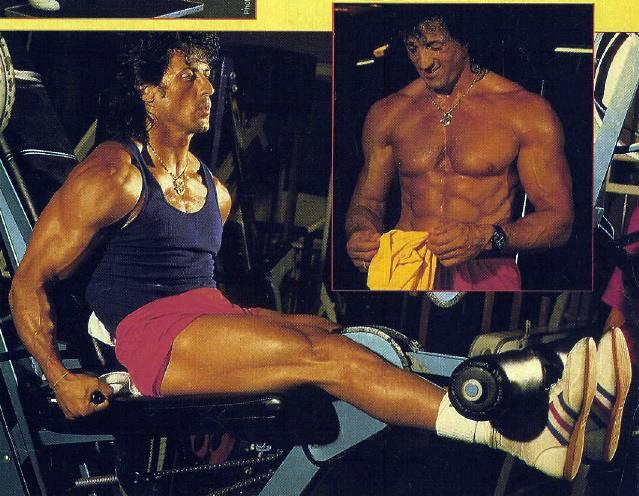 Тренировка сильвестра сталлоне для рокки. самые мотивирующие моменты из фильмов о боксере рокки рокки бальбоа прыгает на скакалке