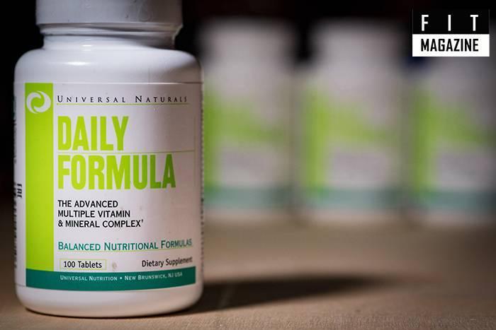 Daily formula от universal nutrition - спортивное питание на dailyfit