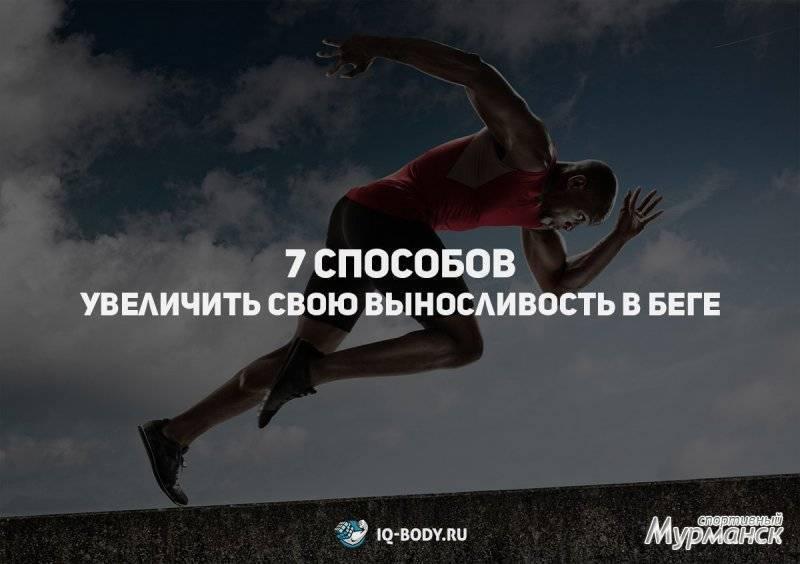 Упражнения на выносливость. тренировка выносливости