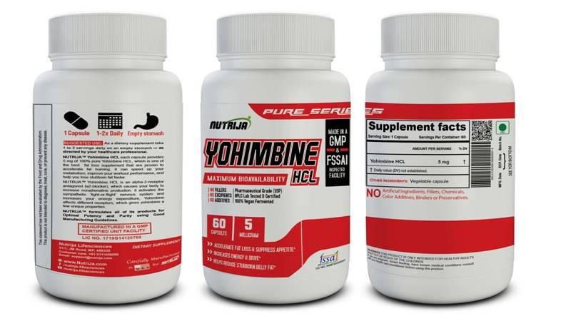 Йохимбина гидрохлорид: описание, инструкция, цена   аптечная справочная ваше лекарство