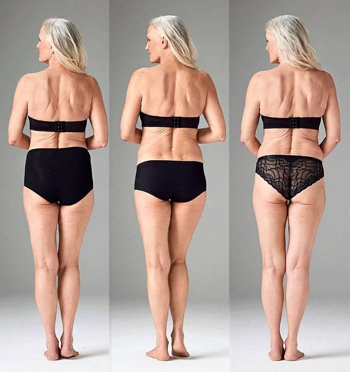 Женская Фигура с «Нуля» часть 1: красота девушек, склонность к полноте, лишний жир