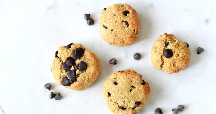 Самостоятельно готовим домашнее печенье из протеина