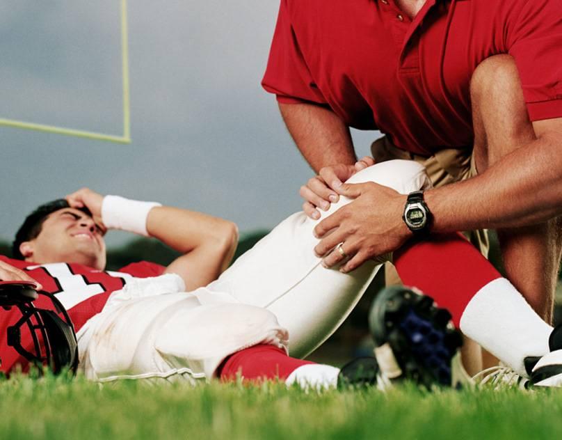 Профессиональные болезни спортсменов