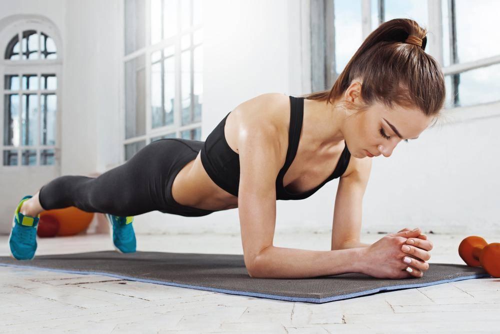 Высокоинтенсивная круговая тренировка с собственным весом: максимальный результат при минимальных вложениях