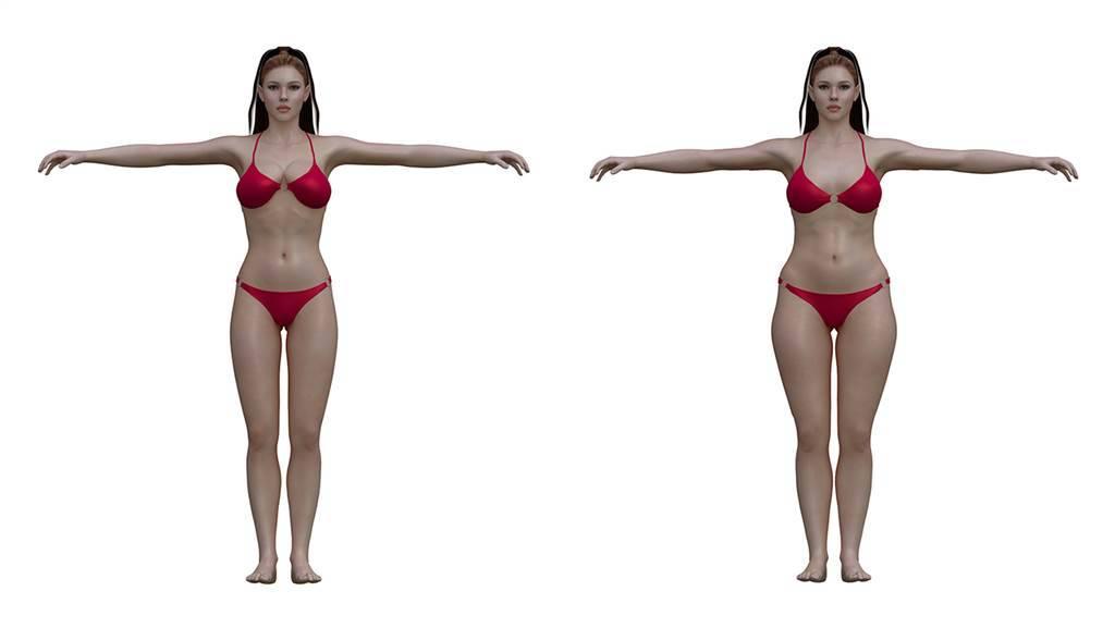 90-60-90, фото девушек: как правильно делать замеры, способы, как добиться идеальной фигуры - tony.ru