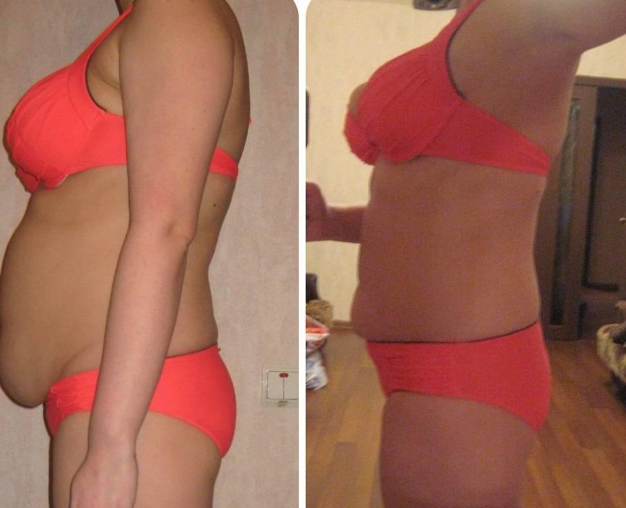 На сколько килограммов в месяц можно худеть на правильном питании